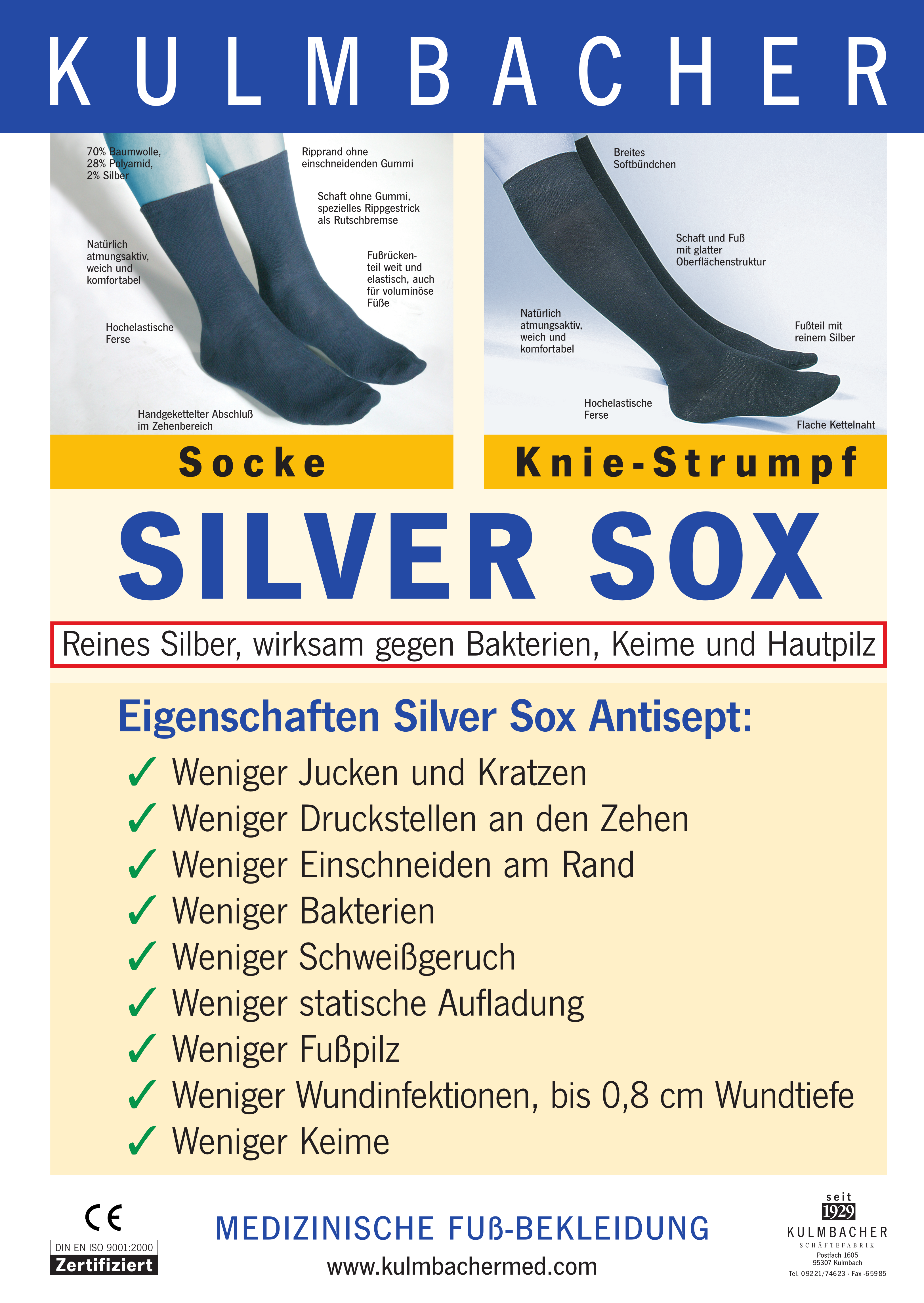 Silver Sox PLAKAT